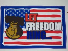 American Flag Liberty bell LET FREEDOM RING Window wall golf cart or Rv Motorhome Camper Decal Graphic Sticker by SuperbDecalsLLC on Etsy