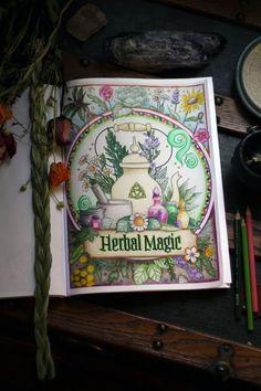 Casa De Muñecas En Miniatura De Halloween Bruja hechizo Caldero libro veneno pociones escoba