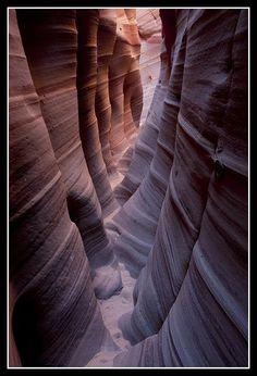 Utah, Zebra Canyon