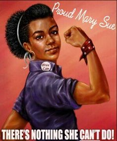 Proud Mary Sue