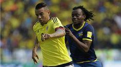 (Video) Colombia venció 3-1 y acabó con el invicto de Ecuador