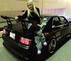 <3 Tuner Cars, Jdm Cars, Dream Cars, Street Racing Cars, Drifting Cars, Japan Cars, Import Cars, Car Girls, Sexy Cars