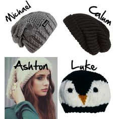5SOS Preference: Your Beanie I <3 Luke's... I'm totally a Michael girl, but Luke's wins this round xD