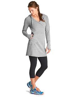 Unwind Sweatshirt Dress - The ultimate way to unwind post-anything is by slipping on this awesomely soft sweatshirt that takes comfort to new lengths.