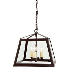 You'll love the Troy 3-Light Pendant at Birch Lane - With Great Deals on all products and Free Shipping on most stuff, even the big stuff.