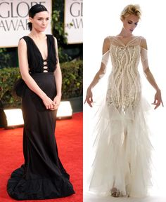Our pick for Rooney Mara's Oscar Gown