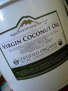 Homemade Face Cream  - 1 tablespoon coconut oil   - 3 tablespoons shea butter  - 2-3 drops tea tree oil