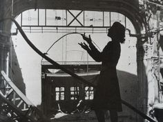 Irmgard Seefried singing Madame Butterfly's aria in a burned out Vienna Opera House,1945