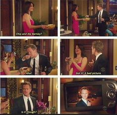 How I Met Your Mother- Barney and Robin