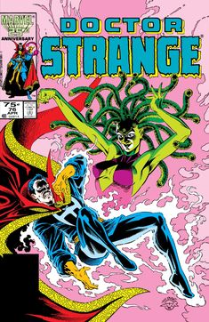 """Doctor Strange #76 """"What Song the Sirens Sang!"""" (April, 1986)"""