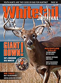 FREE Subscription to Whitetail Journal Magazine on http://hunt4freebies.com