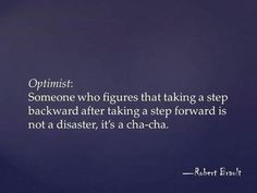 Optimist: