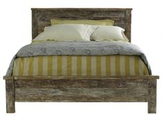 rustic bed frame country bed frame western bed frame teak bed frame - Country Bed Frames