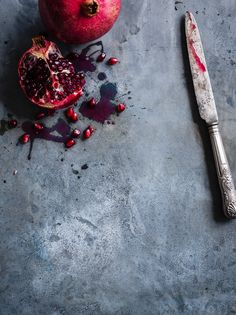 Pomegranate - Eats&Arts Food Photography