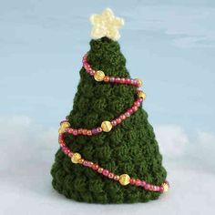 10 Wonderful Crochet Christmas Trees