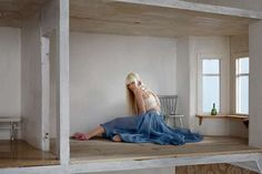 Human Doll Houses - Miniature Room Photography by Paco Peregin (GALLERY)