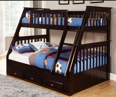 Bedroom Twin over Full Bunk Bed Configurations for Different Rooms Twin Over Full Bunk Bed L Shape. Twin Over Full Bunk Bed Badcock. Twin Over Full Bunk Bed Dimensions. Elise Twin Over Full Bunk Bed Mahogany. Twin Over Full Bunk Bed Plans Diy. Safe Bunk Beds, Wood Bunk Beds, Kids Bunk Beds, Loft Beds, Twin Full Bunk Bed, Bunk Bed With Trundle, Full Bed, Bunk Beds With Drawers, Bunk Beds With Stairs