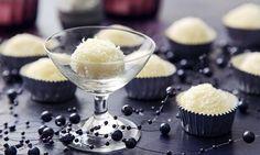 Připravte si domácí kuličky rafaelo podle tohoto receptu. Jejich lahodná chuť je prostě neodolatelná! Tesco Recepty - čerstvá inspirace na každý den.