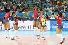 Juegos Panamericanos: RD inicia ganando en voleibol femenino