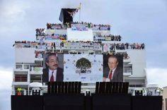 Napolitano: Per ricordare Giovanni Falcone e Paolo Borsellino la nave della legalità -