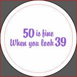 50th Birthday t-shirts and gifts