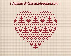 L'AGHINO DI CHICCA: Terzo cuore dell'Avvento!!!