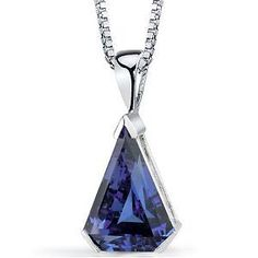 6.75CTW ALEXANDRITE FANTASY CUT NECKLACE + GIFT SEE STORE FOR ALL SALES #EXCEPTIONALBUY #Pendant