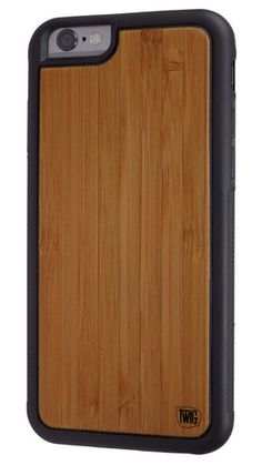 Bamboo - #Bamboo & #Paper #Case for #iPhone 6 & 6 Plus - Twig Case Co.