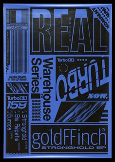 British-born, American-bred and self-taught graphic designer David Rudnick has a real talent for creating work that encapsulates non-existent narrative and far-out subject matter portrayed using futuristic lighting and unusual compositions… Typography Layout, Typography Poster, Lettering, Type Posters, Graphic Design Posters, Layout Design, Print Design, 90s Design, Type Design