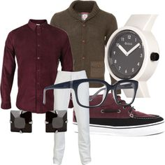 """FALL LOOKS FOR MEN"" by h3lo-kitty on Polyvore"