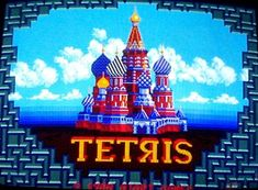 The most famous computer game –Tetris – was created by Russian programmer Alexei Pazhitnov in The game, first available in the Soviet Union, appeared in the West in Play Tetris, World Largest Country, Interactive Art, Fun Games, Awesome Games, Gaming Computer, Movie Theater, Back In The Day, Arcade Games