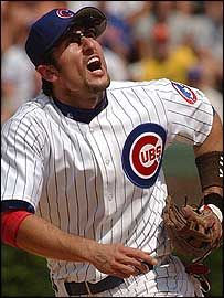 With the trade of Nomar Garciaparra from the Boston Red Sox to the Chicago Cubs, one of American sport's most uncomfortable marriages finally ended in Cubs Players, Baseball Photography, American Sports, Boston Red Sox, Chicago Cubs, History, Photos, Color, Image