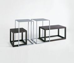 Side tables | Tables | 261 Note | Cassina | Piero Lissoni. Check it on Architonic