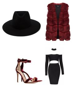 """""""Untitled #2567"""" by jataejaherring ❤ liked on Polyvore featuring Gianvito Rossi and rag & bone"""
