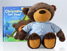 Storybook and Story Buddy - Christopher