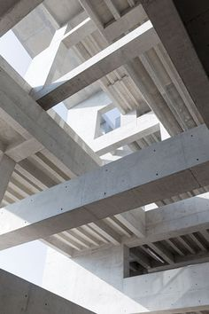 Grafton Architects UTEC Lima, Peru Photo © Iwan Baan