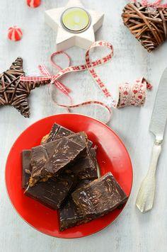 ¡Qué cosa tan dulce!: Turrón de chocolate con galletas Speculoos