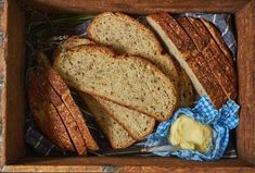 A sourdough loaf enhanced with whole grains and a generous topping of flax seeds. Sourdough Boule Recipe, Sourdough Recipes, Loaf Recipes, Sourdough Bread, Muffins, Country Bread, Dough Ingredients, Flax Seed Recipes, King Arthur Flour