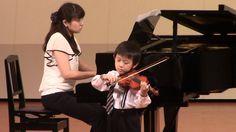 F.Seitz - Violin Concerto No.2, 3rd mvt. (Suzuki Violin 4-1); 千葉で開催された「第7回国際ジュニア音楽コンクール」http://www.ijmc.jp/ Violin A部門(未就学児)にて、はるやがなんと2位を頂きました! […] [Won the second place at an international junior competition held in Chiba! ] 審査員の方のからの講評は概ね「元気よく楽しそうに弾けてましたね!」とことでした。また「弓さばきの難しい曲をよく頑張りましたね」というお話も頂きました。難度高い曲ではないですが、姿勢、正確な音程、弓使い、細かい表現にこだわって長期間磨いたのが良かったようです。 [International Junior Music Competition, preschool group]—See more of this young violinist #from_HaruyasViolin #PrizeWinningViolinists