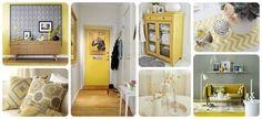 decoración en amarillo