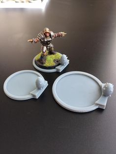 For and bases. Blood Bowl Miniatures, Board Games, Markers, Empire, 3d, Printed, Accessories, Ideas, Hobbies