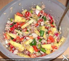 Annikas fruchtiger Thunfischsalat, bereits gemacht