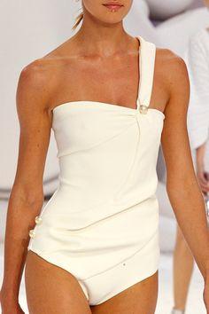 Chanel. Paris Fashion Week, primavera verano 2012.