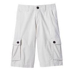 Boys 8-20 Urban Pipeline® Messenger Cargo Shorts