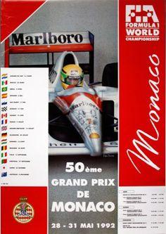 Monaco Grand Prix f1 2011, Monaco Posters, Monte Carlo   MGT Design