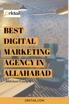 Promote your Business with a Digital Marketing Agency in Allahabad (Prayagraj) - Orktail Business Marketing, Social Media Marketing, Online Business, Best Digital Marketing Company, Digital Marketing Services, Seo For Beginners, Online Marketing Strategies, Promote Your Business, Search Engine