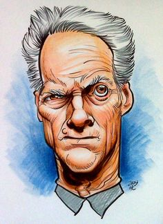 Clint Eastwood by hamdiggy
