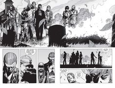 The Walking Dead Issue #66 - Read The Walking Dead Issue #66 comic online in high quality