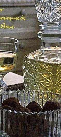 Λικέρ δάφνη - cretangastronomy.gr Perfume Bottles, Jar, Drinks, Beauty, Decor, Food, Drinking, Beverages, Decoration