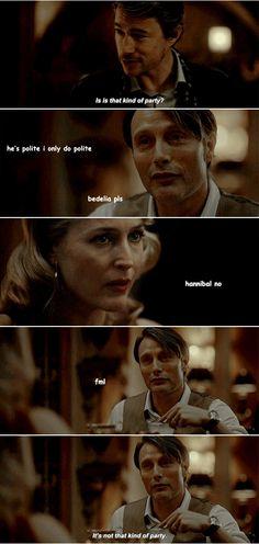 This is exactly what happened. Hannibal edit. Source: brockrumlow.tumblr